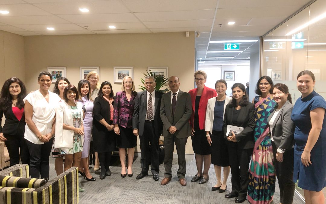 Australia India Business Council's Women in Business Chapter launches 2020 Business Round Tables to celebrate International Women's Day